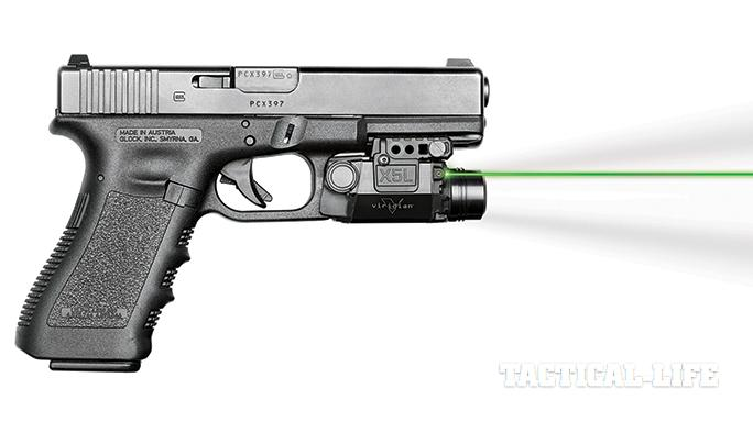 GWLE April 2015 Weapon-mounted lights Viridian X5L
