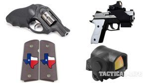 Ultra-Tough Handgun Accessories For 2015