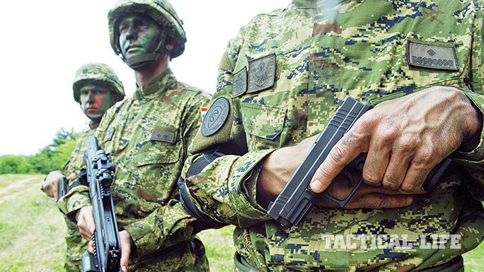 Croatian pistols HS Produkt SWMP April 2015