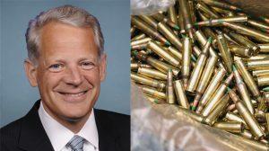 Steve Israel ATF 5.56 M855 Green Tip Ammo Ban