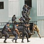 Jordanian Special Forces SWMP April 2015 ladder