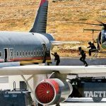 Jordanian Special Forces SWMP April 2015 plane