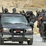 Jordanian Special Forces SWMP April 2015 SUV