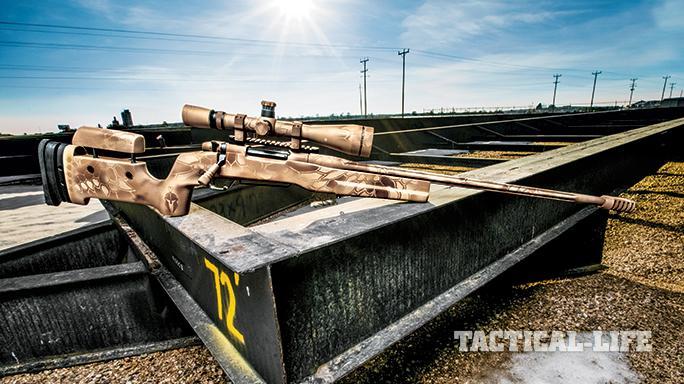 Chris Kyle American Sniper TW May 2015 Lapua Mark V TRR RC rifle