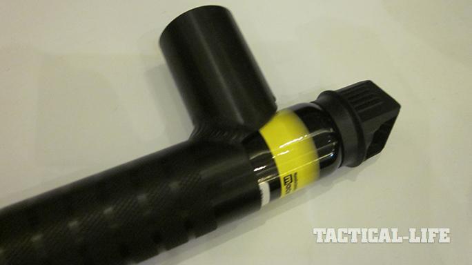 Less Lethal SHOT Show 2015 Mace Tactical Handle