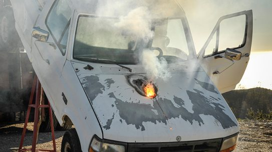 Lockheed Martin ATHENA laser weapon system
