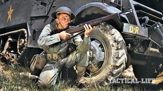 Combat Classics M1 Weapons Of Wwii