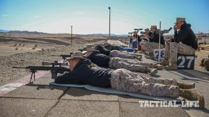 Marine Corps Air Ground Combat Center Gold 7th Regiment Midrange Shooting Competition