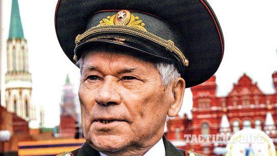 Mikhail Tomofeyevich Kalashnikov Mikhail Kalashnikov lead