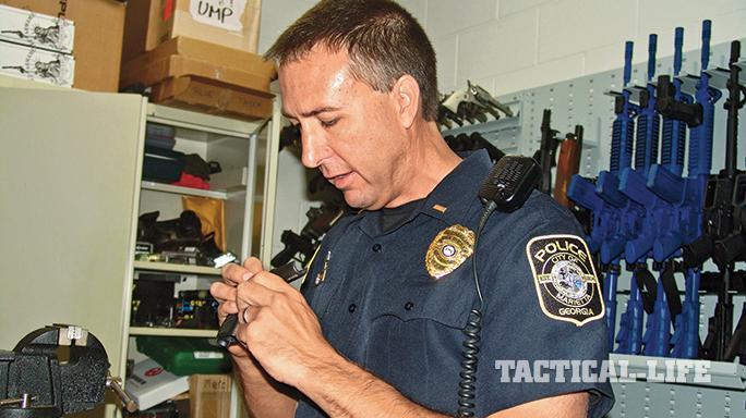 Marietta Police Department Glock 2015 Lt. Brian Marshall