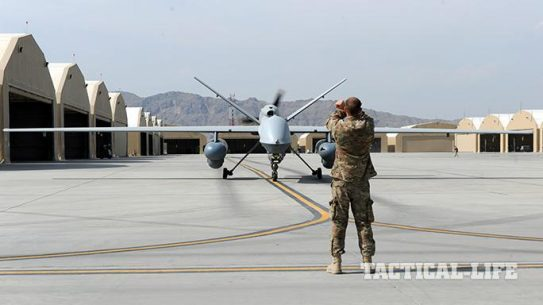 MQ-9 Reaper UAV Maintenance