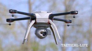 FAA Michigan State Police Drones Aeryon SkyRanger