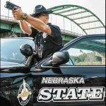 Nebraska Safety Patrol GLOCK 21 SF car