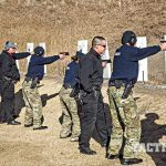 Nebraska Safety Patrol GLOCK 21 SF training