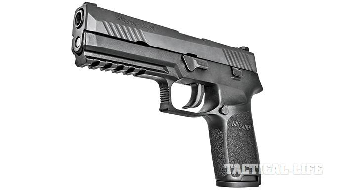 Sig Sauer P320 9mm GWLE April 2015 High Point Police Department