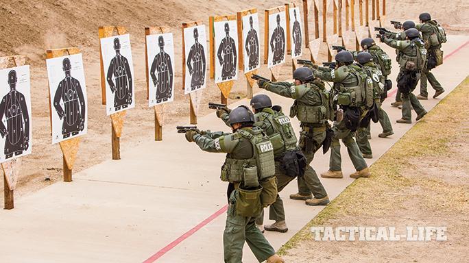 Prison GLOCK training
