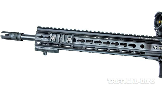 Primary Weapons Systems DI-14 5.56mm GWLE April 2015 forend