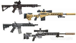 Remington Defense Releases 7 New Rifles to Civilian Market