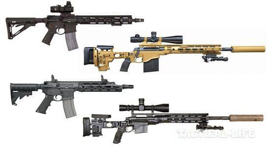 Remington Defense Releases 7 New Rifles to Civilian Market