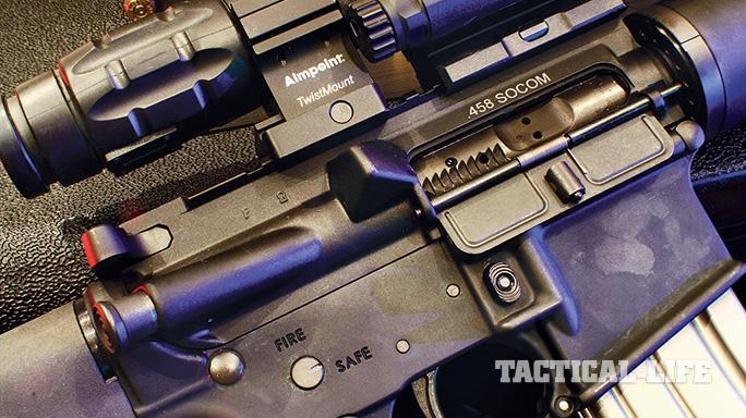 Rock River Arms LAR-458 GWLE April 2015 receiver