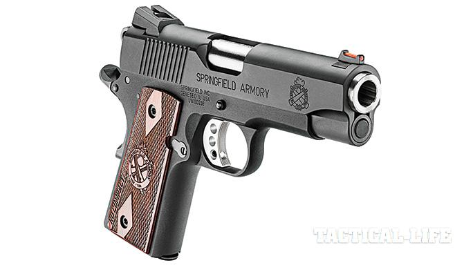Springfield Armory TW May 2015 Range Officer Compact