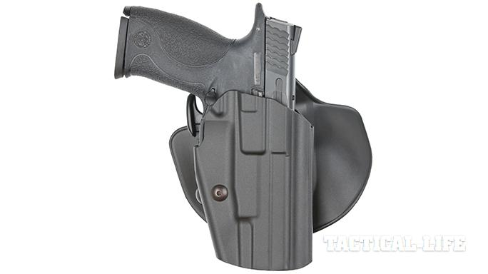 SHOW Show 2015 law enforcement accessories Safariland 578 GLS Pro-Fit Holster