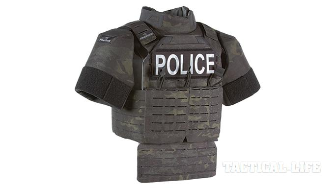 SHOW Show 2015 law enforcement accessories Safariland PROTECH Tactical Shift 360 Body Armor