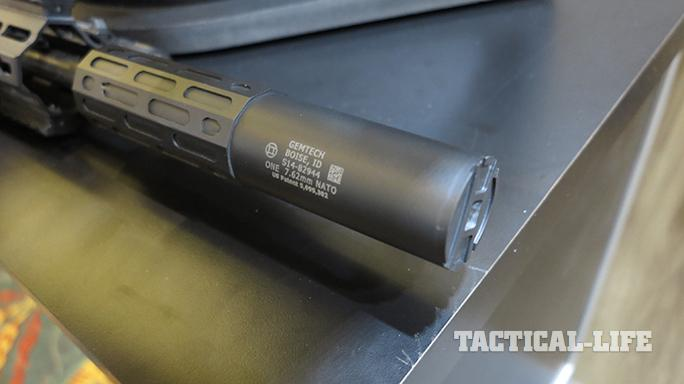 SHOT SHow 2015 suppressors Gemtech The One