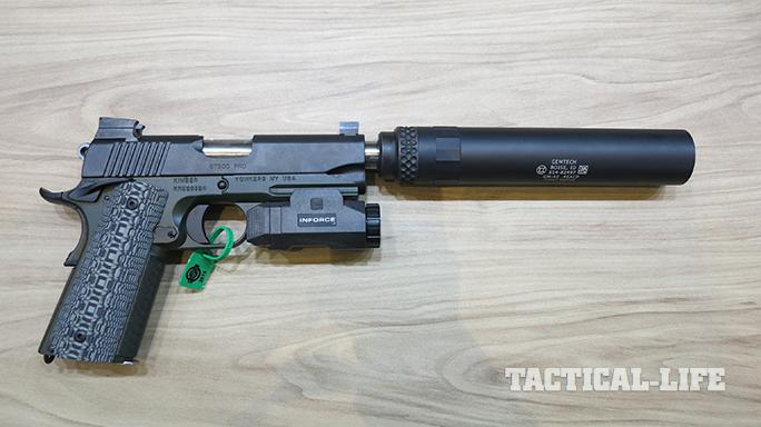 SHOT SHow 2015 suppressors Gemtech GTSOC PRO