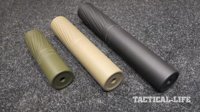 SHOT SHow 2015 suppressors Thunder Beast Ultra