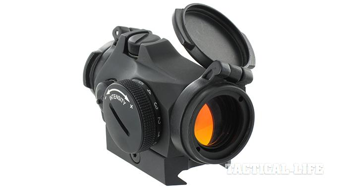 SHOT Show 2015 Weapon Sights Aimpoint Micro T2