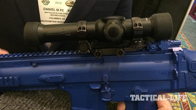 SHOT Show 2015 Weapon Sights ELCAN SpectreTR