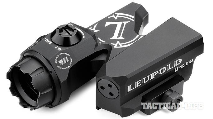 SHOT Show 2015 Weapon Sights Leupold D-EVO
