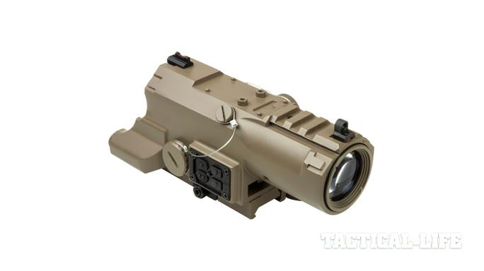 SHOT Show 2015 Weapon Sights NcSTAR ECO