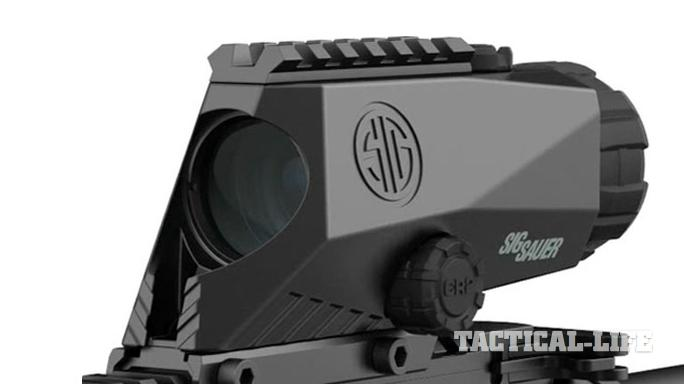 SHOT Show 2015 Weapon Sights Sig Sauer Bravo 4