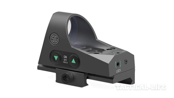 SHOT Show 2015 Weapon Sights Sig Sauer Romeo Sights