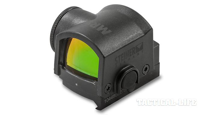 SHOT Show 2015 Weapon Sights Steiner MRS
