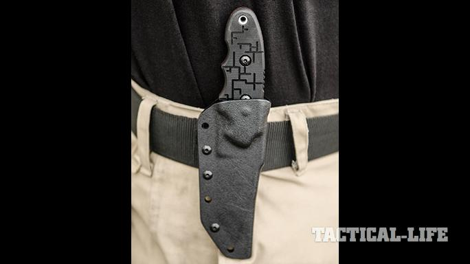 TOPS Knives Cryptic Cyber Scales C.A.T. Series belt
