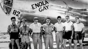 WWII airman SWMP April 2015 Enola Gay