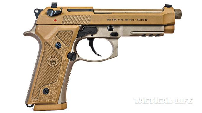 Concealed Carry Pistols 2015 Beretta M9A3