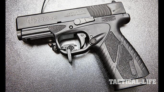 Concealed Carry Pistols 2015 Bersa BP380CC