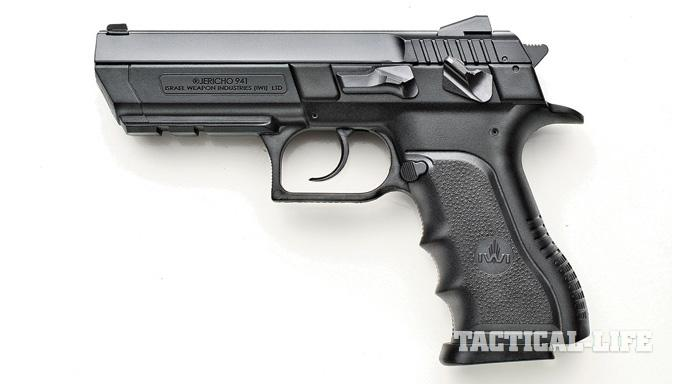 Concealed Carry Pistols 2015 IWI Jericho 941 PL
