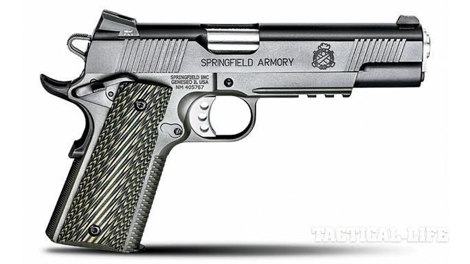 Concealed Carry Pistols 2015 Springfield Marine Corps Operator