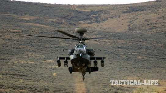 AH-64E Apache helicopter U.S. Army 2015