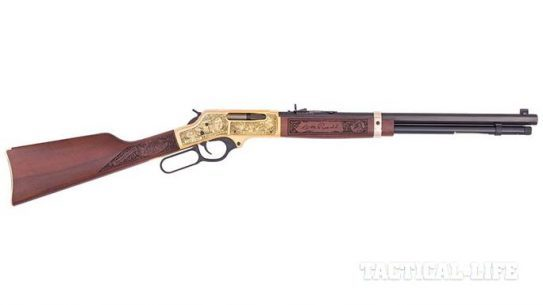 American Legacy Firearms C.M. Russell Henry Rifle