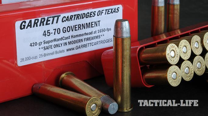 New Ammo 2015 Garrett Cartridges