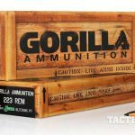 New Ammo 2015 Gorilla Ammunition