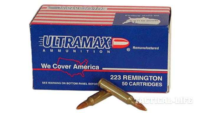 New Ammo 2015 Ultramax Ammunition