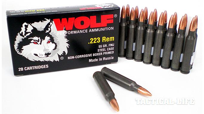 New Ammo 2015 Wolf Performance Ammunition