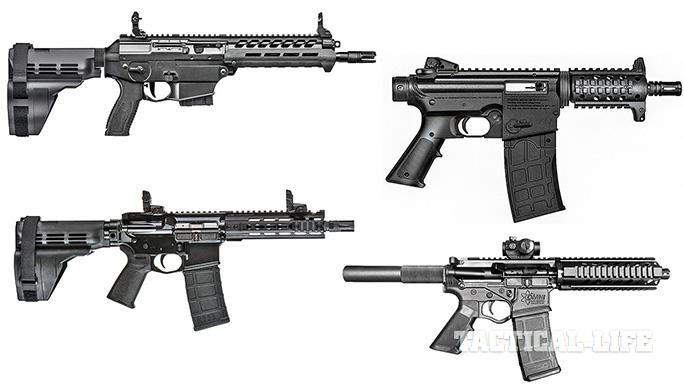 Compact Thunder: Top 15 Next-Gen AR Pistols